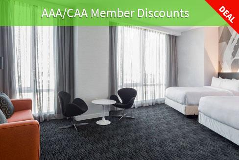 AAA/CAA Member Discounts
